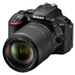 Зеркальные фотоаппараты - Nikon D5600 18-140mm VR AF-S DX - купить сегодня в магазине и с доставкой