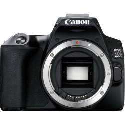 Photo DSLR Cameras - Canon EOS 250D body, black - buy today in store and with delivery