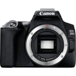 Spoguļkameras - Canon EOS 250D body, melns - ātri pasūtīt no ražotāja