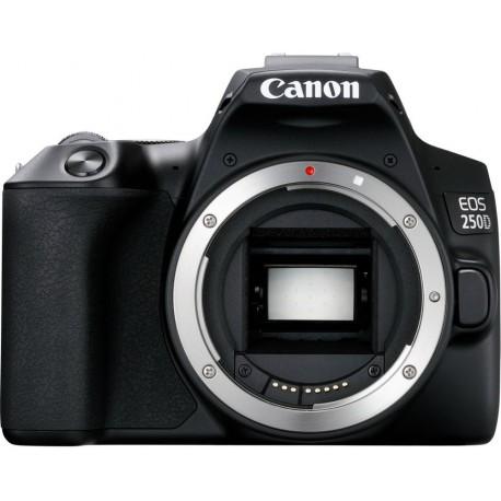 Зеркальные фотоаппараты - Canon EOS 250D Body (Black) - купить сегодня в магазине и с доставкой
