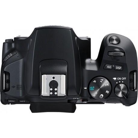 Spoguļkameras - Canon EOS 250D body, melns - perc šodien veikalā un ar piegādi