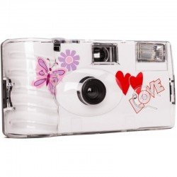 Film cameras - Single Use camera Butterfly 400/27 - buy today in store and with delivery