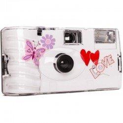 Filmu kameras - Single Use camera Butterfly 400/27 - perc šodien veikalā un ar piegādi