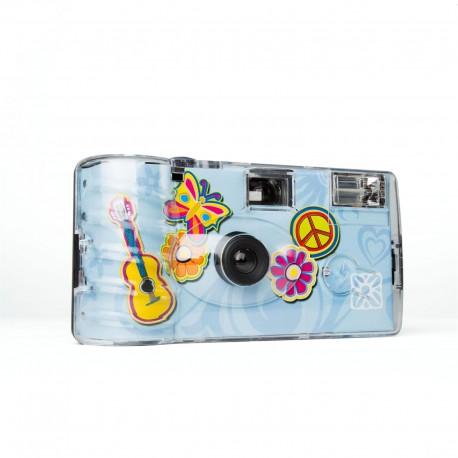 Filmu kameras - Single Use camera Flower Power 400/27 - perc šodien veikalā un ar piegādi