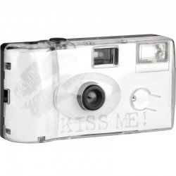 Film cameras - Single Use camera Kiss Me 400/27 - buy today in store and with delivery