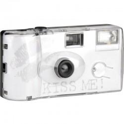 Filmu kameras - Single Use camera Kiss Me 400/27 - perc šodien veikalā un ar piegādi
