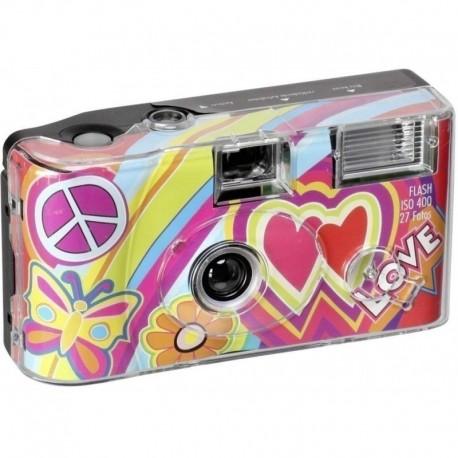 Filmu kameras - Single Use camera Kult Rainbow 400/27 - perc šodien veikalā un ar piegādi