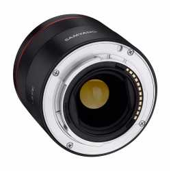Lenses - SAMYANG AF 45mm f/1.8 FE Sony E-Mount APS-C - quick order from manufacturer
