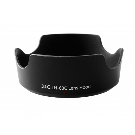 Blendes - JJC LH-63C aizvieto Canon blendi EW-63C Canon EF-S 18-55mm f/3.5-5.6 IS STM Lens - perc šodien veikalā un ar piegādi