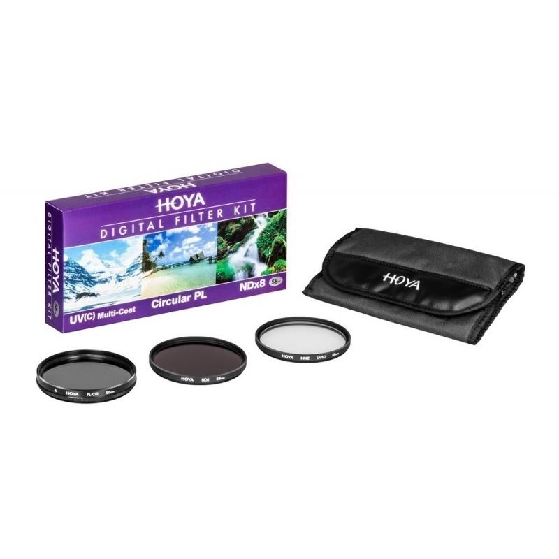 Hoya 67 mm NDx8 HMC Neutral Density Filter