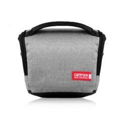 Plecu somas - Camrock Photographic bag City Grey XG20 - perc šodien veikalā un ar piegādi