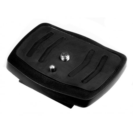 Statīvu aksesuāri - Camrock Quick release plate for tripod TE68 - купить сегодня в магазине и с доставкой