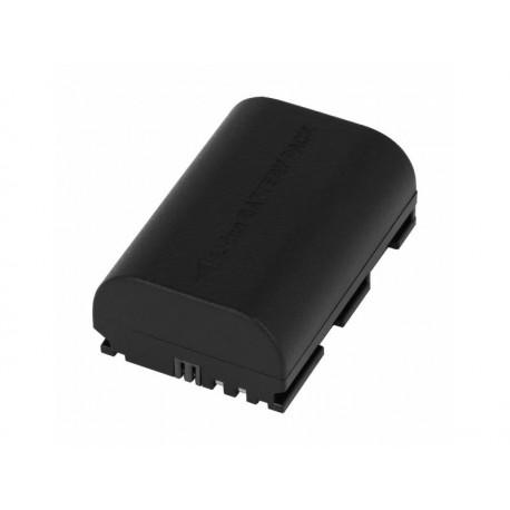 Kameru akumulatori - Newell LP-E6 baterija priekš Canon EOS 5D Mark III, 6D, 7D, 60D, 70D battery 2000mAh - perc šodien veikalā un ar piegādi