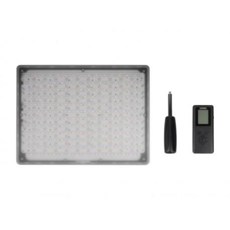 Video LED - Yongnuo LED Light YN-600 RGB - WB (3200 K - 5500 K) - perc šodien veikalā un ar piegādi