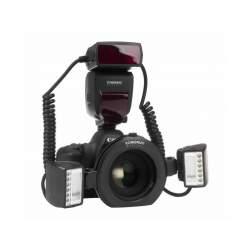 Makro aksesuāri - Yongnuo YN-24EX Flash for macro photography for Canon - perc šodien veikalā un ar piegādi