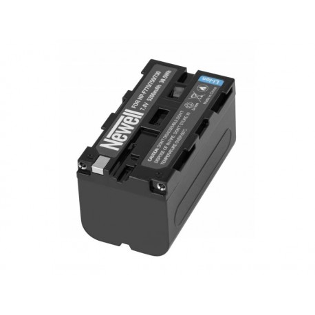 Kameru akumulatori - Newell Battery replacement for NP-F770 - perc šodien veikalā un ar piegādi