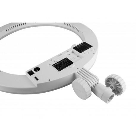 """Ring"" pastāvīgā gaisma - Yongnuo Ring LED Light YN-208S - WB (3200 K - 5500 K) - perc šodien veikalā un ar piegādi"