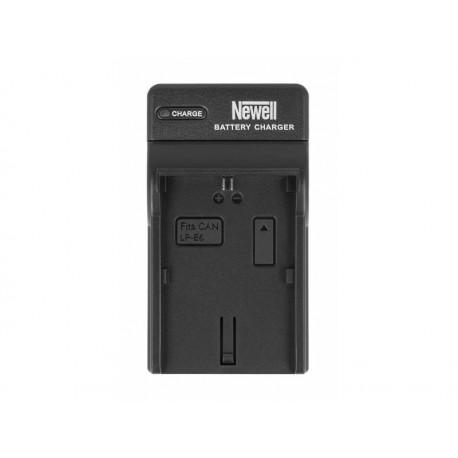 Kameras bateriju lādētāji - Newell DC-USB charger for LP-E6 batteries - perc šodien veikalā un ar piegādi