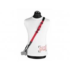 GGS MS-1R camera strap - red