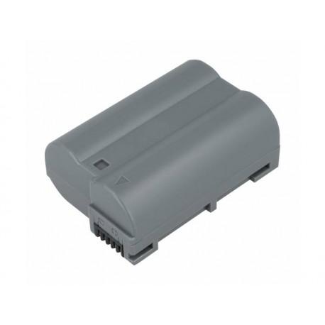 Kameru akumulatori - Battery EN-EL15b for Nikon Z6 Z7 D7200 D7500 D810 D800 D610 - 2000mah, Akumulators baterija - perc šodien veikalā un ar piegādi