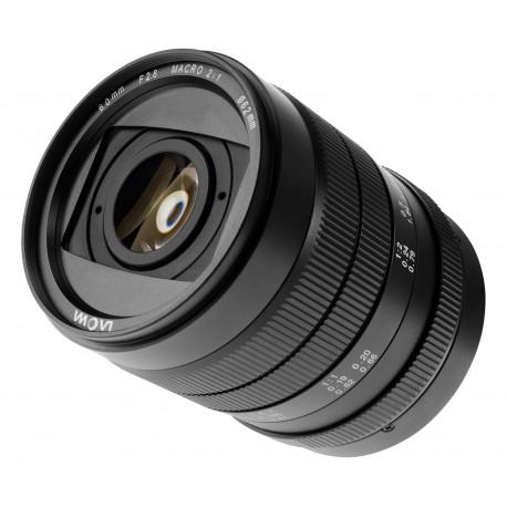 Objektīvi - Laowa Lens 60 mm f / 2.8 Macro 2: 1 for Pentax K - ātri pasūtīt no ražotāja