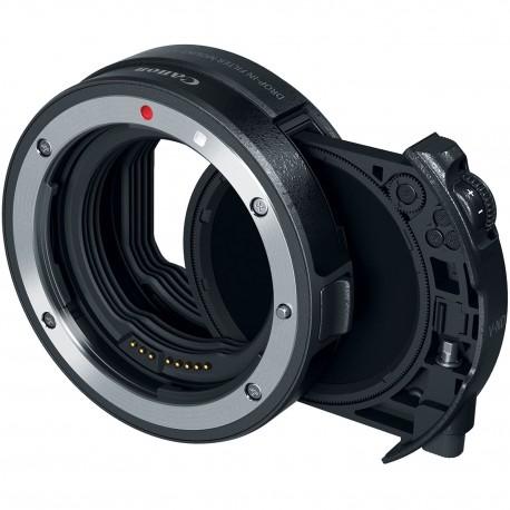 Adapteri - Canon Drop-in ND Filter Mount Adapter EF-EOS R - ātri pasūtīt no ražotāja