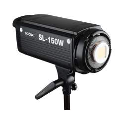 Video LED - Godox SL150W LED Video Light S-bayonet - perc šodien veikalā un ar piegādi