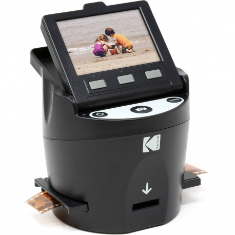 Elektronika - KODAK SCANZA filmiņu skeneris noma