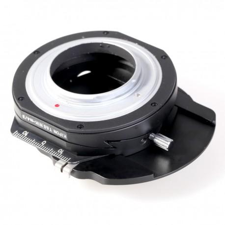 Адаптеры - Kipon Tilt and Shift Adapter Nikon F to micro 4/3 - быстрый заказ от производителя