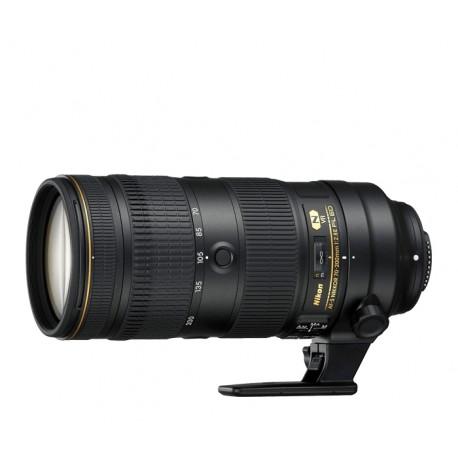 Objektīvi - Nikon AF-S NIKKOR 70–200mm f/2.8E FL ED VR - perc šodien veikalā un ar piegādi