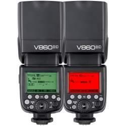 Zibspuldzes - Godox Ving flash V860II for Canon - perc šodien veikalā un ar piegādi