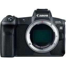 Foto un videotehnika - Canon EOS R mirrorless camera FF w. Adapter EF-EOS-R noma