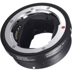 Lenses and Accessories - Sigma MC-11 Converter Lens Adapter EF to Sony E-mount rent