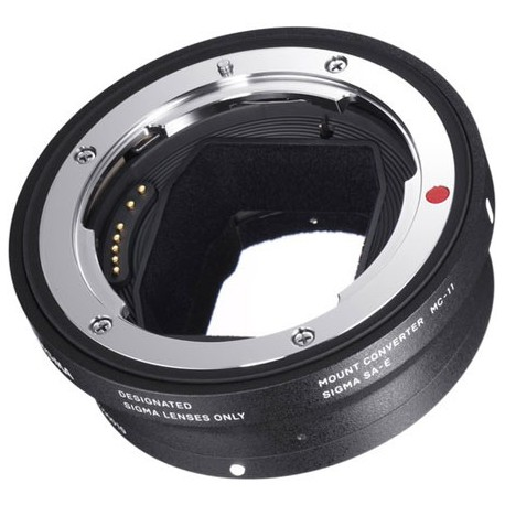 Sigma MC-11 Converter Lens Adapter EF to Sony E-mount noma