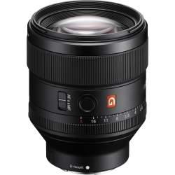 Объективы и аксессуары - Sony FE 85mm f/1.4 GM Lens SEL-85F14GM аренда