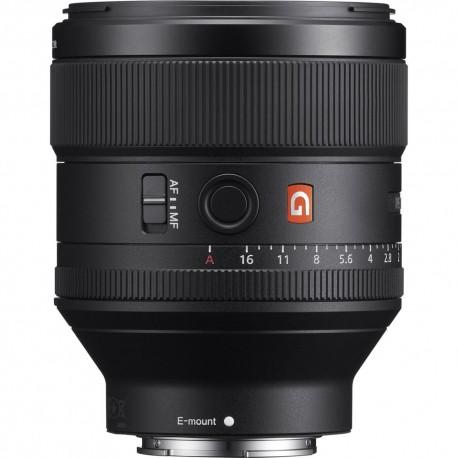 Objektīvi un aksesuāri - Sony FE 85mm f/1.4 GM Lens SE-L85F14GM noma
