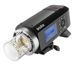 Освещение - Godox AD400PRO TTL battery flash light 400WS AD400 PRO аренда