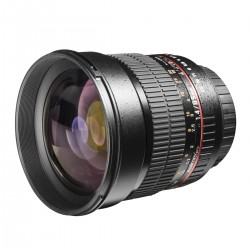 Объективы - Walimex pro 85/1,4 DSLR Sony A black - быстрый заказ от производителя