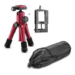 Штативы для телефона - Мини Штатив для камеры и креплением для телефона Kaleido Mantona 21672 - цвет - быстрый заказ от производителя