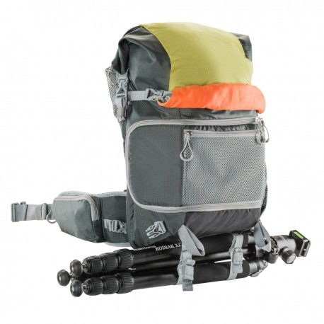 Backpacks - Mantona camera bag elementsPro V2 30 green - quick order from manufacturer