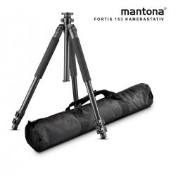 Photo Tripods - Mantona Basic Fortis 153 Tripod - buy today in store and with delivery