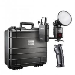 Akumulatoru zibspuldzes - Walimex pro Lightshooter Case Set - ātri pasūtīt no ražotāja