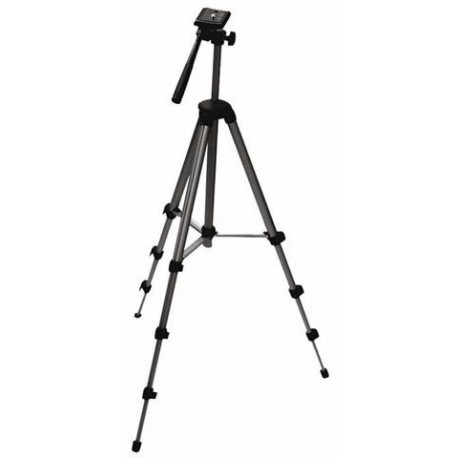 Штативы для фотоаппаратов - Falcon Eyes Aluminium Tripod + Head FT-1330 H130 cm - купить сегодня в магазине и с доставкой