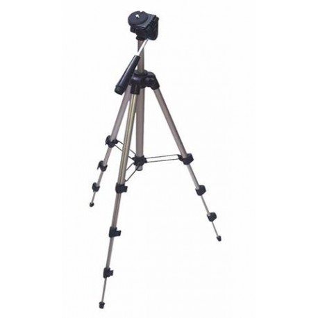 Штативы для фотоаппаратов - Falcon Eyes Aluminium Tripod + Head FT-1120 H110 cm - купить сегодня в магазине и с доставкой
