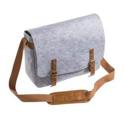 Plecu somas - mantona Messenger camerabag made of felt - perc šodien veikalā un ar piegādi
