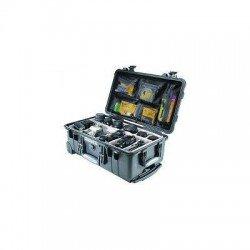 Koferi - Peli Case with divider K-1500-010 - ātri pasūtīt no ražotāja