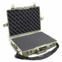 Koferi - Peli Computer Case with foam K-1495-110 - ātri pasūtīt no ražotāja