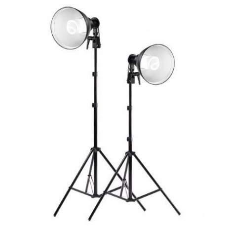 Флуоресцентное освещение - Falcon Eyes Daylight Set LHK-240 - быстрый заказ от производителя