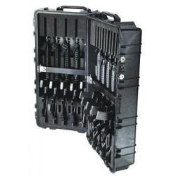 Koferi - Peli Case with riffle hardliner insert K-1780HL - ātri pasūtīt no ražotāja