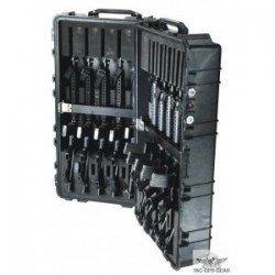 Koferi - Peli Case mit rifle foam cut insert K-1780RF - ātri pasūtīt no ražotāja